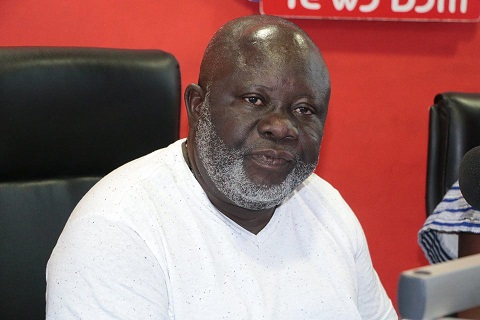 NDC won't be distracted by CDD's bogus report - Yamoah Ponkoh