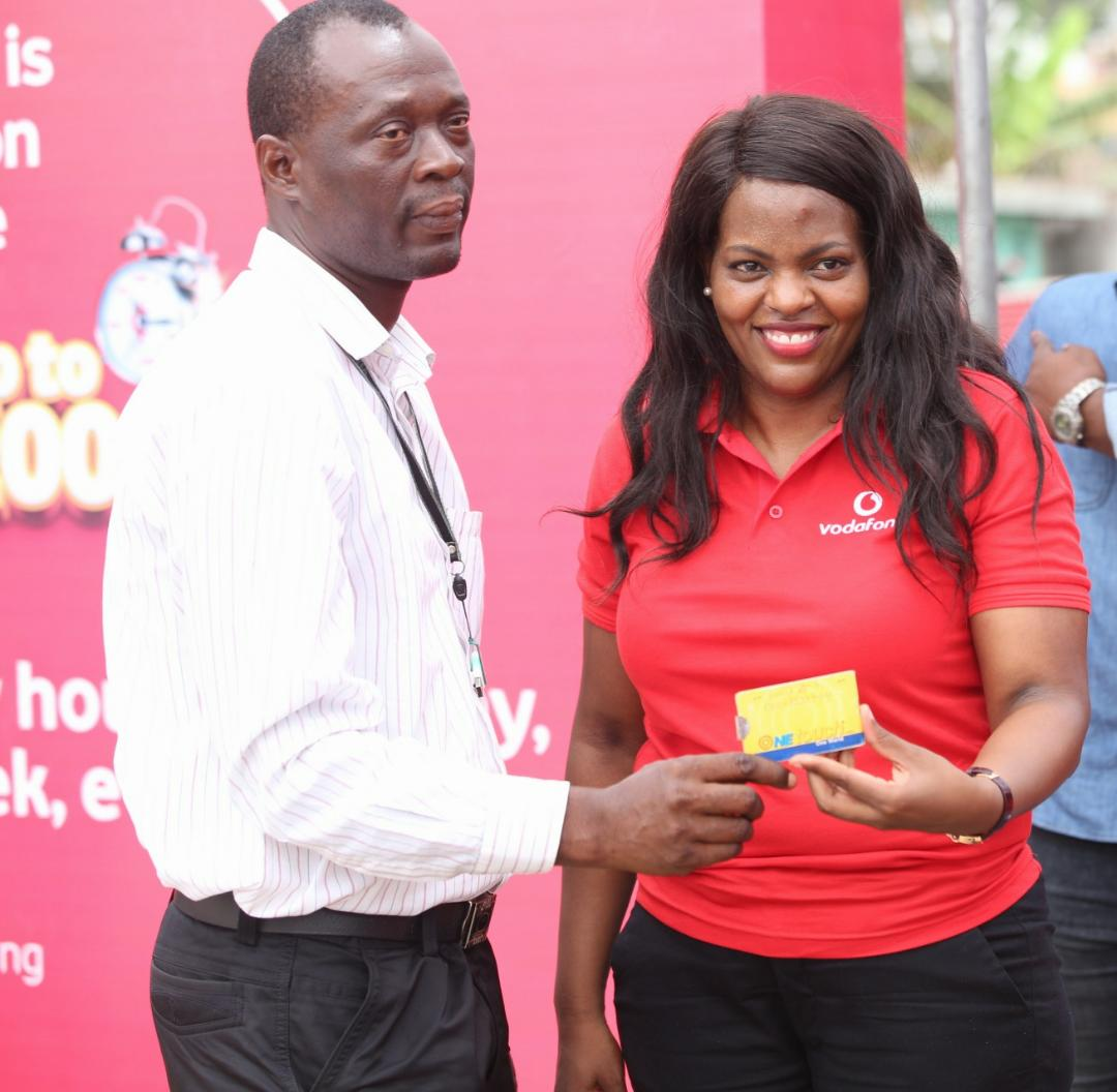 "Vodafone launches ""PayDay"" to signal start of 10th Anniversary Celebration"