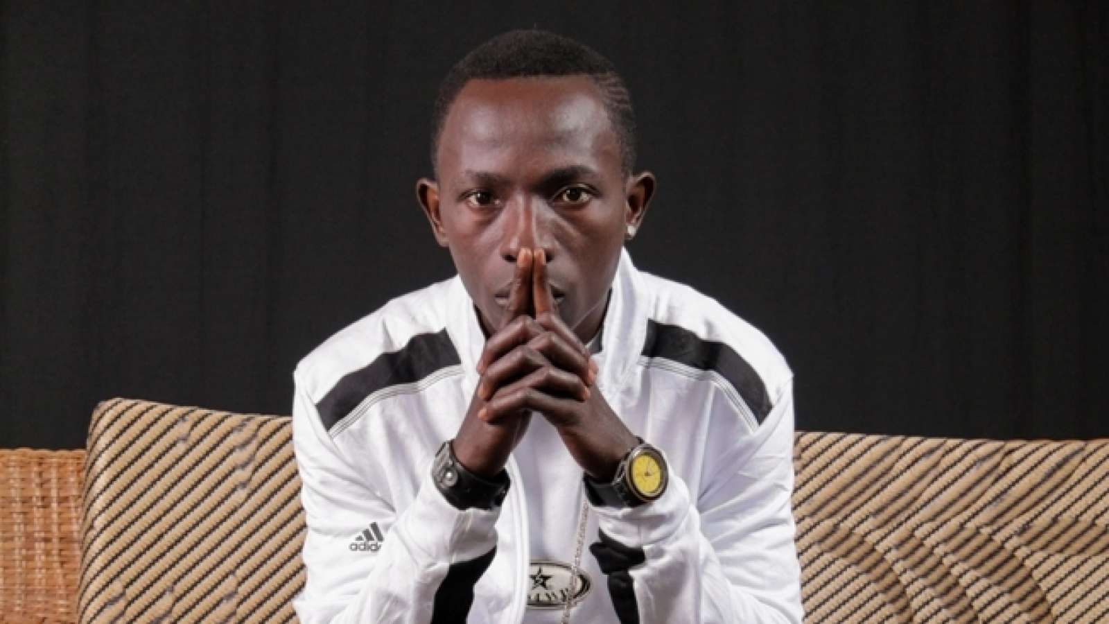 I was sad and disappointed and said things without meaning them. - Patapaa to Charter House