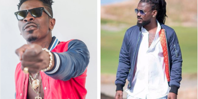 'Where Was Shatta Wale When We Started 'SPREADING' Cash? He Shouldn't Disturb Us With His 'Small Money'- Samini
