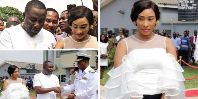 Photos: See the Beautiful wife of Kwame Despite