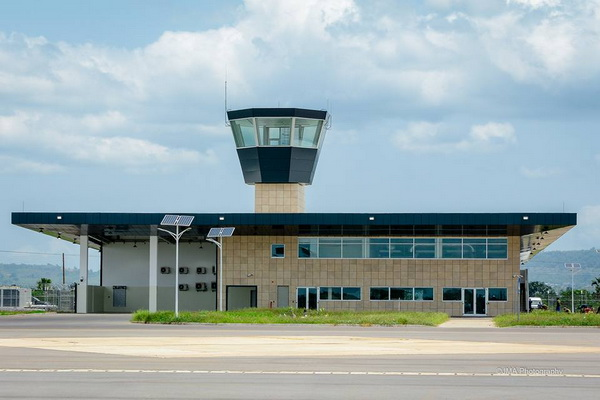 Photo - Ho Airport ready for commissioning