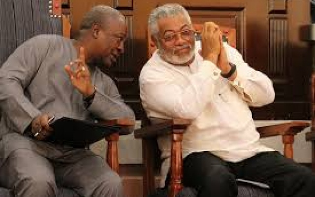 Stop insulting Rawlings – Mahama to NDC