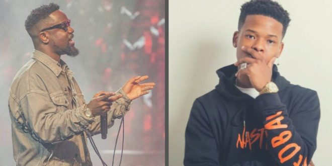 Sarkodie is the only Ghanaian artist South Africans Know - Nasty C