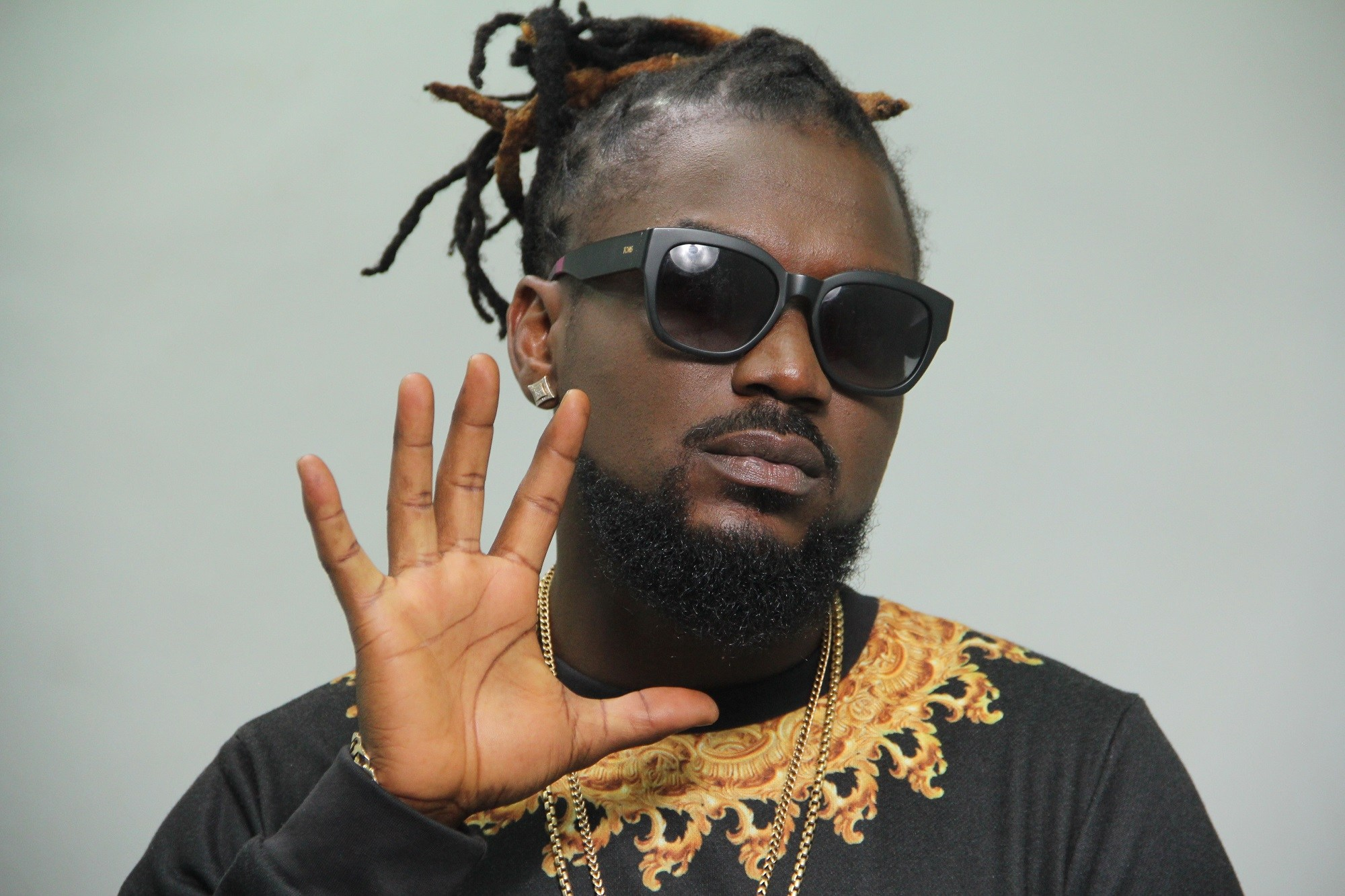 #etvghana: Samini explains why he is into Farming