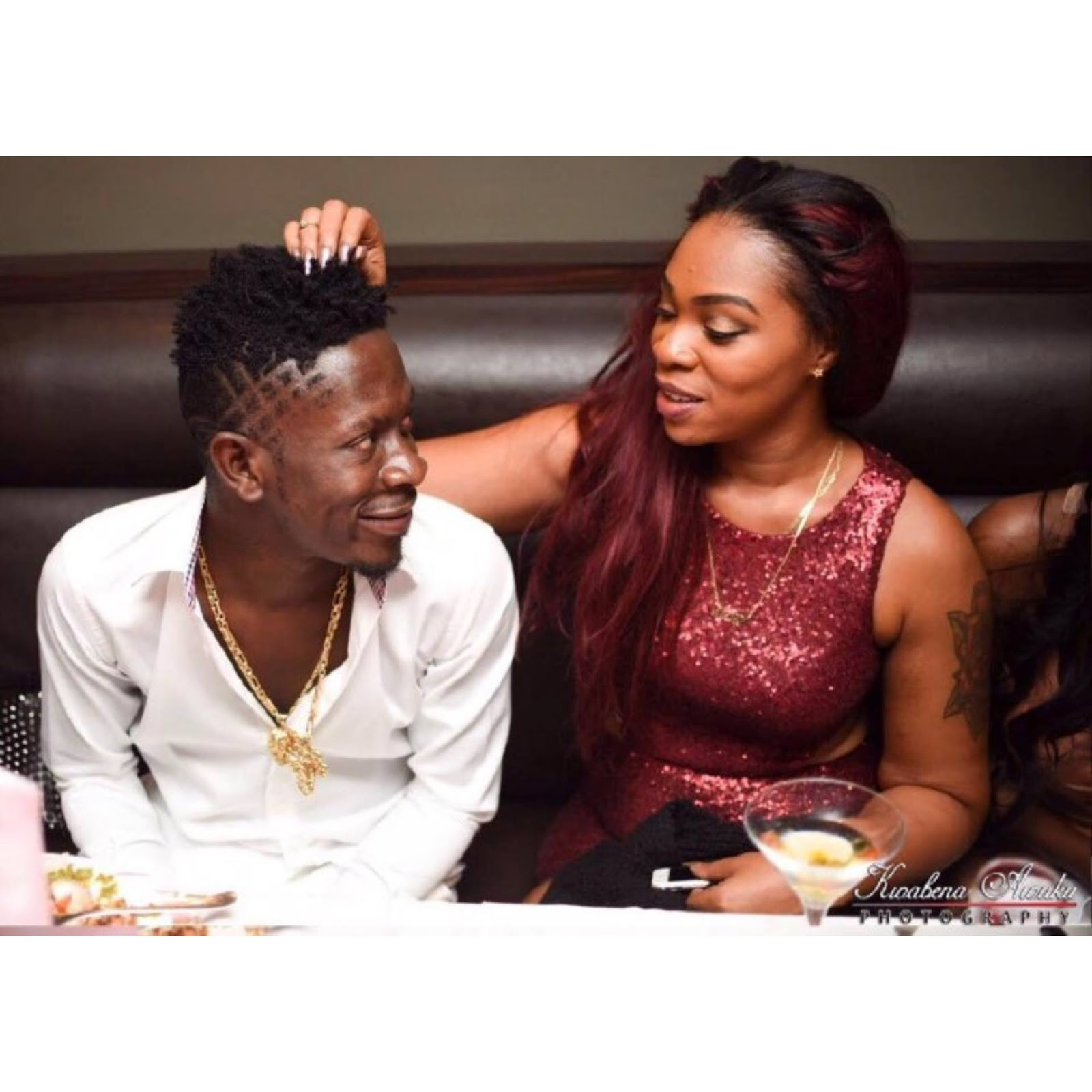 I'm single and free from oppression - Shatta Michy declares