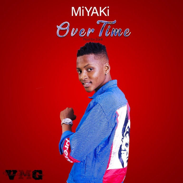 Listen Up: Vision Music Group's Rising Star Miyaki Drops New Single 'Overtime'.