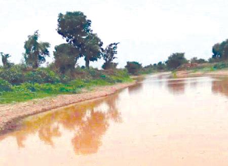 Water crisis hit Yendi