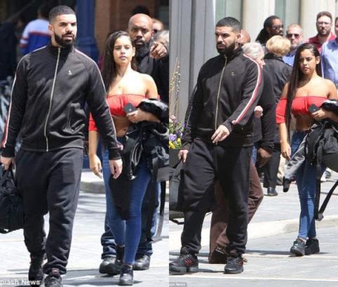 Drake has got a new love interest