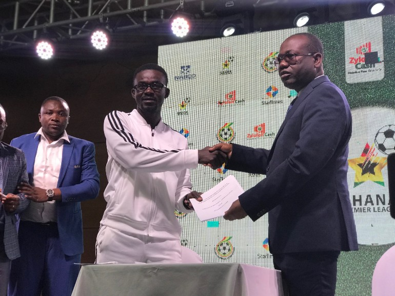 GFA Signs Five Year Deal With Zylofon Cash To Sponsor The Ghana Premier League