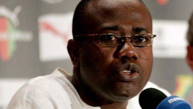 JUST IN: Nyantakyi given provisional 90-day FIFA ban