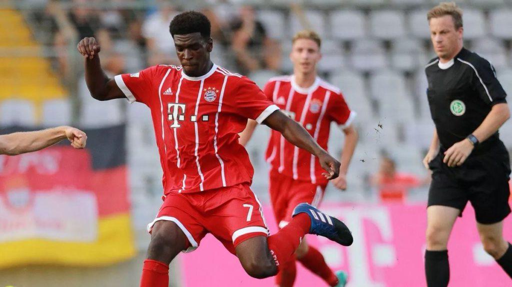 Bayern Munich wonderkid Kwesi Okyere Wriedt picks Ghana over Germany