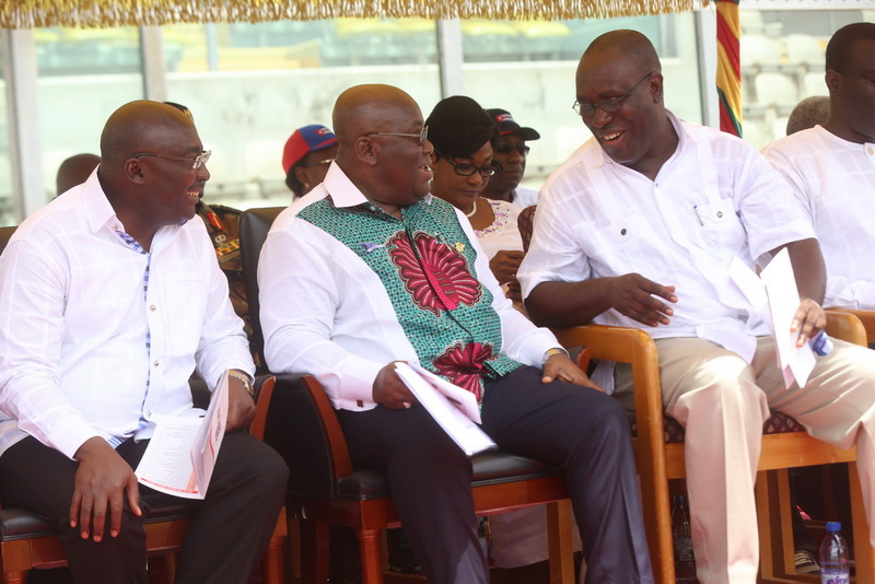 End of IMF programme to spur on gov'ts social & economic programmes – Akufo-Addo