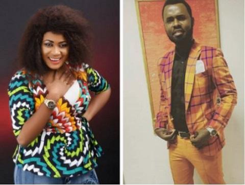 Actress Nayas not pregnant for Ernest Opoku?