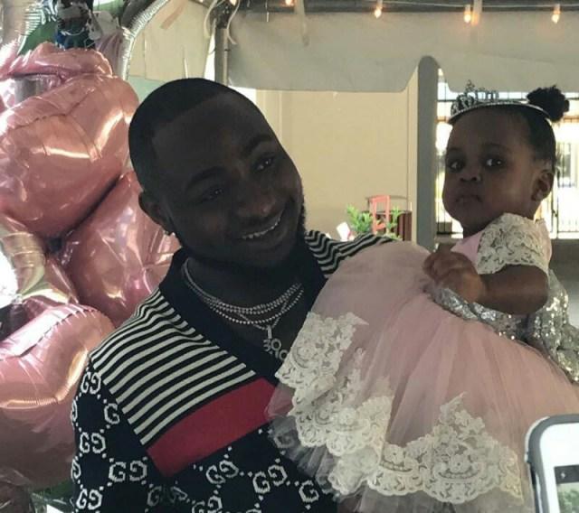 Photos: Davido throws her daughter her 1st birthday party in Atlanta.