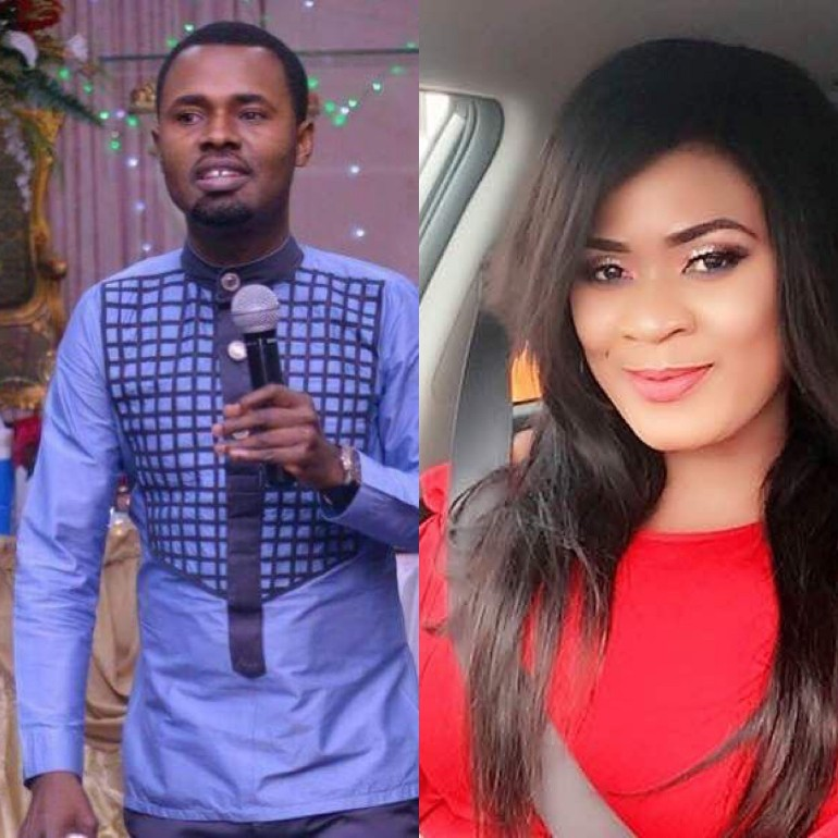 Ernest Opoku Reports Nayas To the Police after she assaulted him with some canes