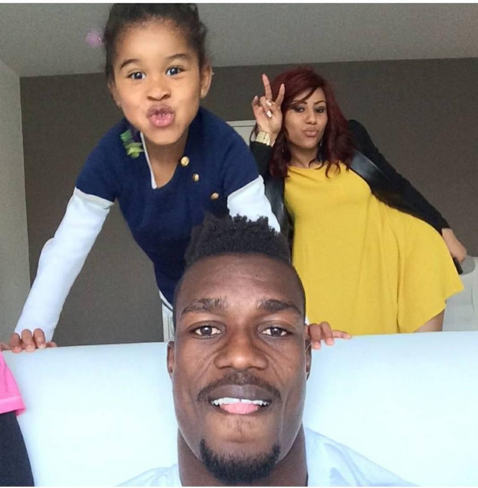 Photos: John Boye Shows off his beautiful family, Children and Beautiful Wife
