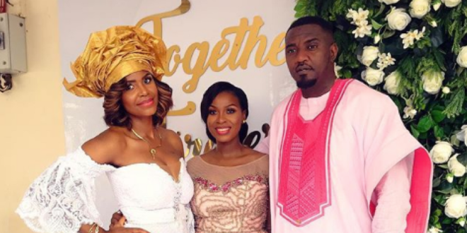 Photos From John Dumelo's Traditional Wedding