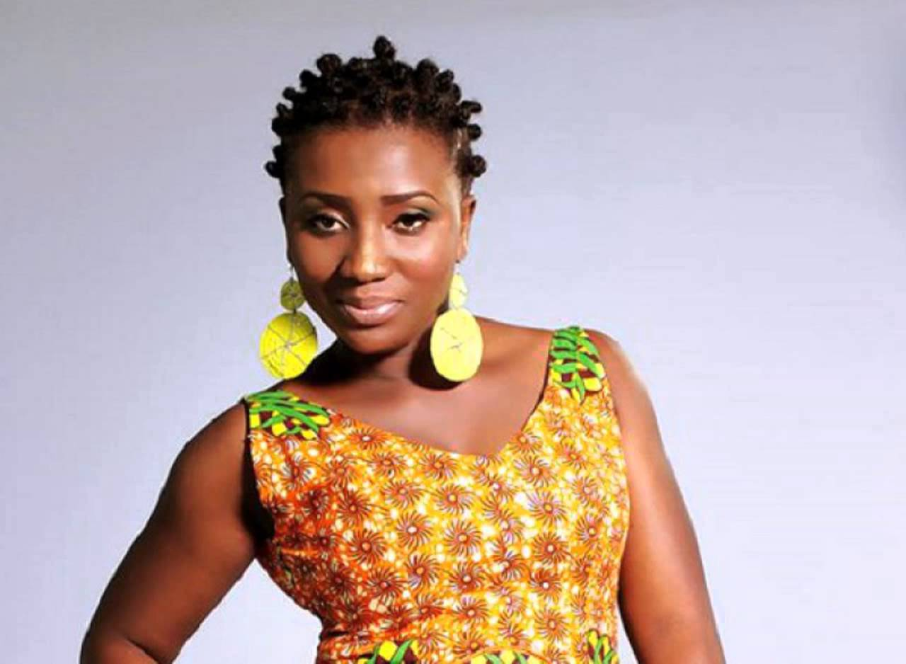 Gospel Musician Lady Prempeh gets Married