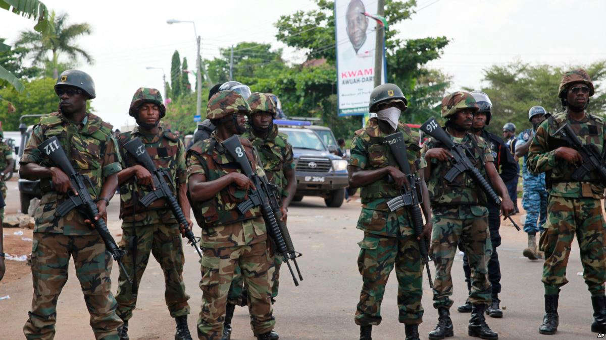 Police, Military High Commands vow to punish personnel in Tamale brawl