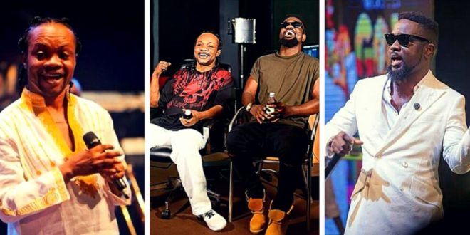 It's My Dream To Be Like Daddy Lumba In Ghana Music Industry – Sarkodie Explains Why