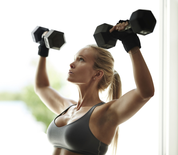 Amazing Reasons Women Should Lift Weights
