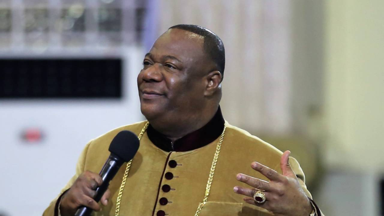 Duncan-Williams Surprises Popular Gospel Artiste