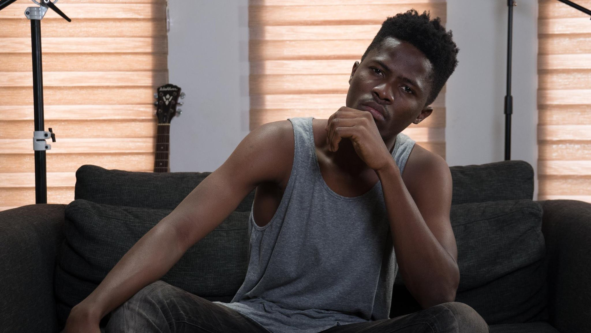 Kwesi Arthur loses out to Sjava at BET Awards