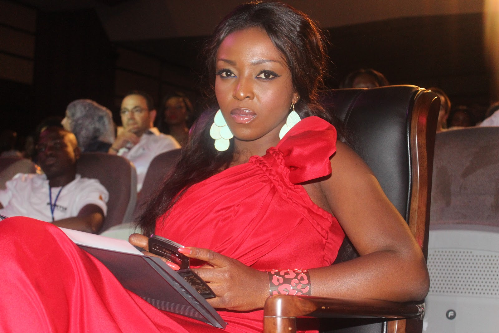 Full Time Acting In Ghana Is Not A Good Idea- Yvonne Okoro