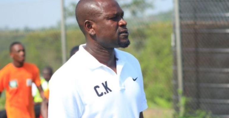 Breaking News: AshantiGold SC sack C.K Akunno