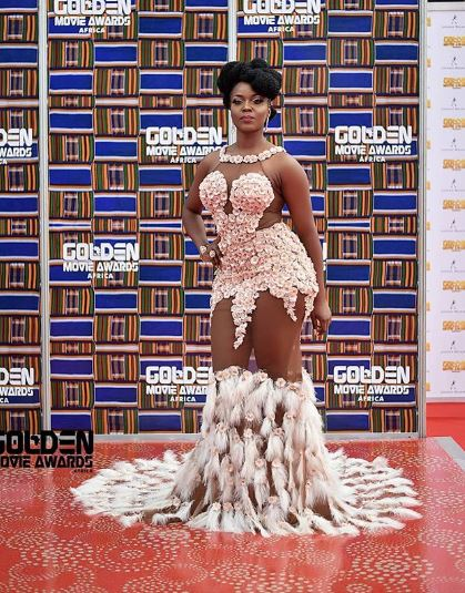 2018 Golden Movie Awards Africa: What the female stars wore