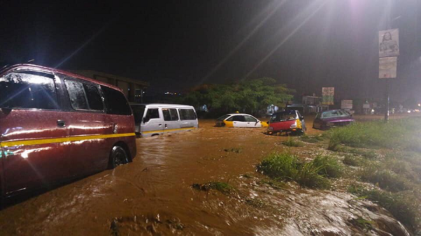 Rains: Only Adabraka got flooded – Mayor disputes massive flooding claims