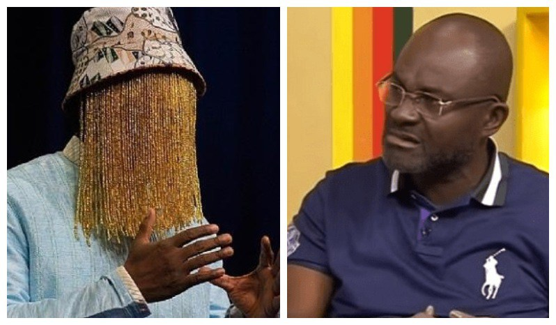 Anas Kills 6 out of 10 stories for cash-Kennedy Agyapong