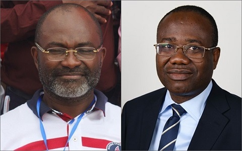 #Number12: No one can call Kennedy Agyapong to order – Nyantakyi