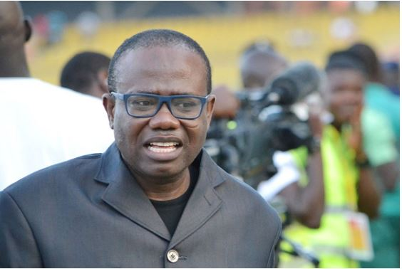Troubled Kwesi Nyantakyi opens up on reasons behind his resignation as GFA boss