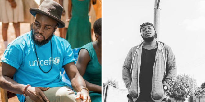 """ListenUp: """"You Are A godMC In Your Pocket""""–Jayso Tears Manifest Apart On 'Barfest"""