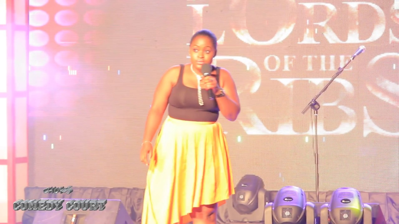 Ghanaian comedians are not united - Heiress Jacinta
