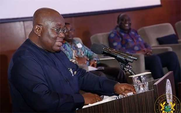 """50% Of MASLOC Loans For Women"" – Prez Akufo-Addo"