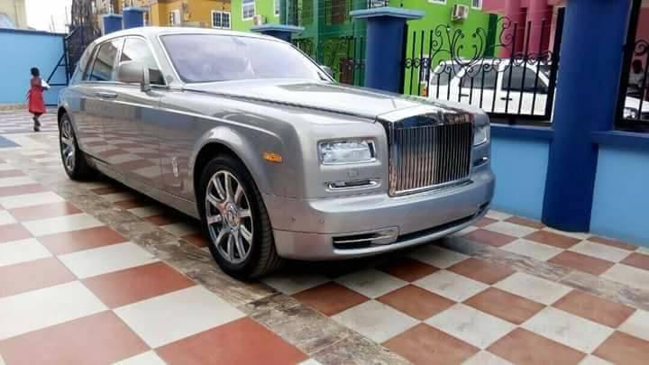 Video: Bishop Daniel Obinim Buys Rolls Royce