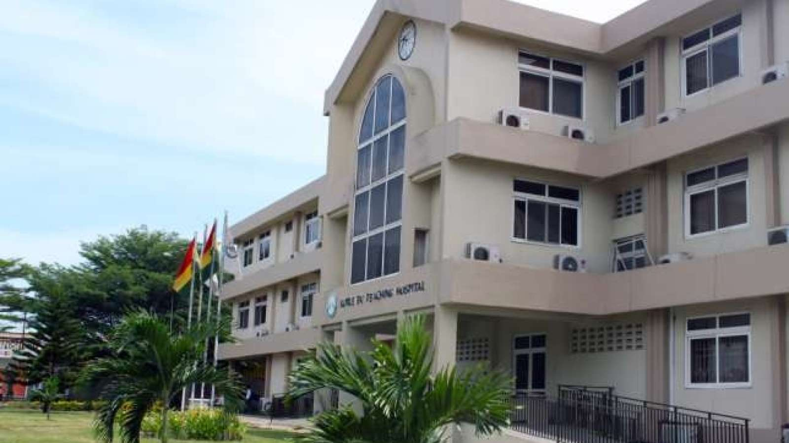 Korle-Bu to Open Its Newly Constructed Accident and Emergency Centre