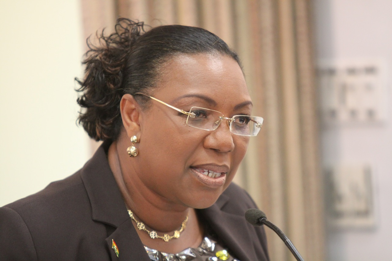 Ignore All Character Assassination Attempts – Betty Mould Iddrisu
