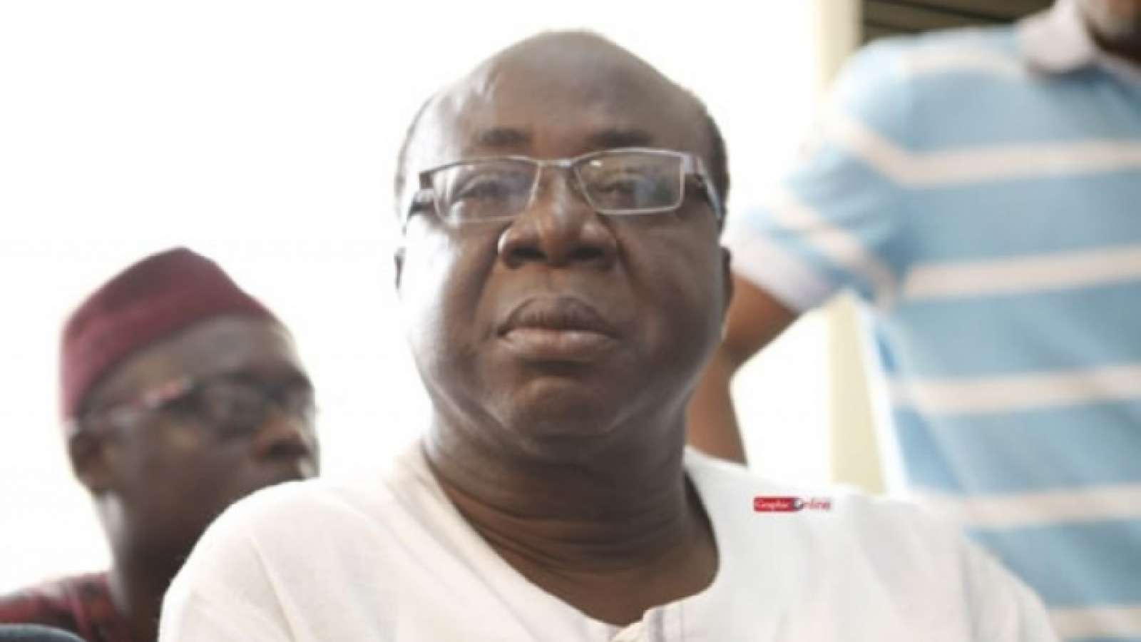 Freddie Blay Graps the NPP Chairmanship Position