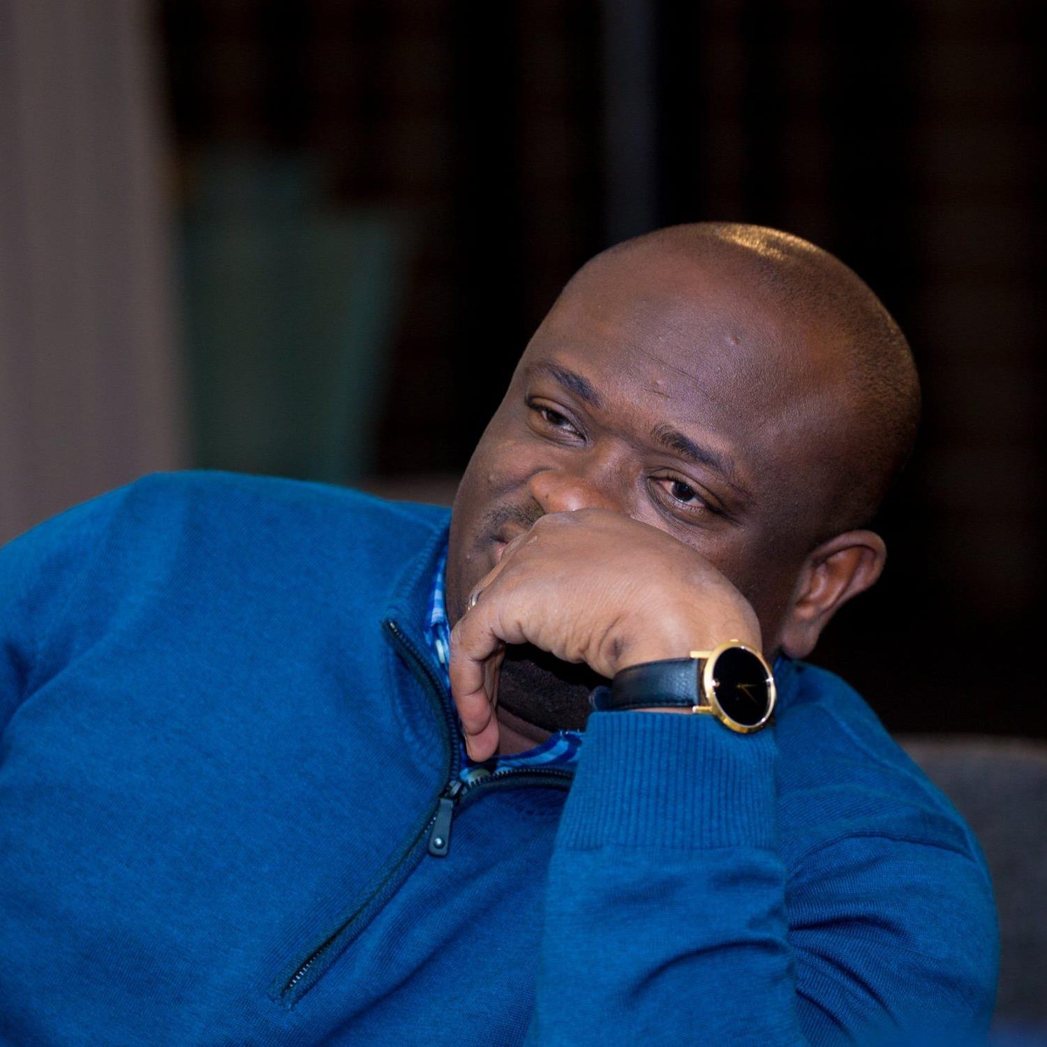 'Stop seeking cheap popularity with your coloured stories' - Stan Dogbe slams Okyehene