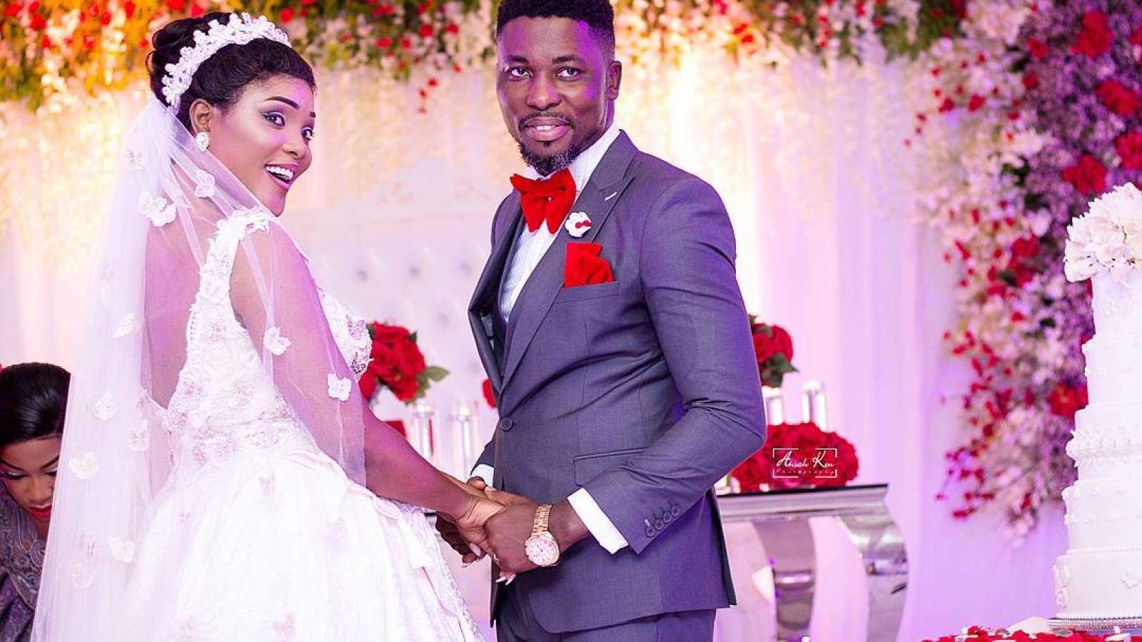 My husband deserves accolades even if he cheats on me – Akosua Vee