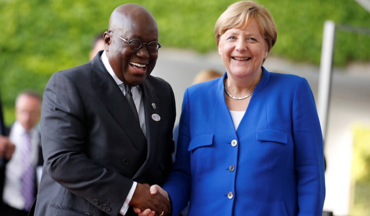 German Chancellor to honour President's Invitation