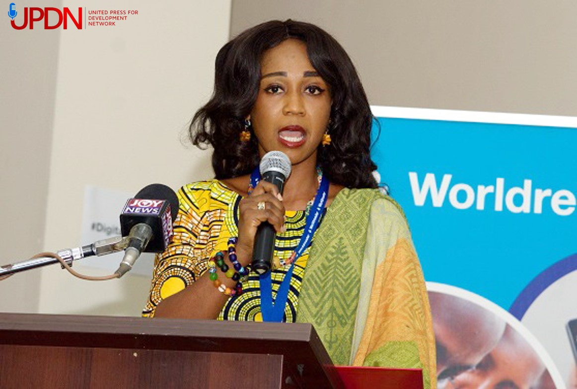 Deputy Minister for Education Mrs. Asher Ayisi urges Ghanaians to embrace our culture