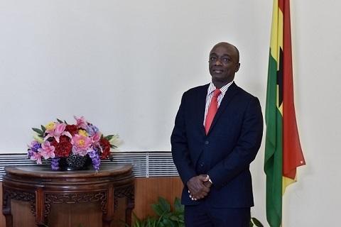 Edward Boateng marks first anniversary as Ghana's Ambassador to China