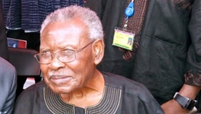 Breaking News: Veteran Politician J.H Mensah Passes On