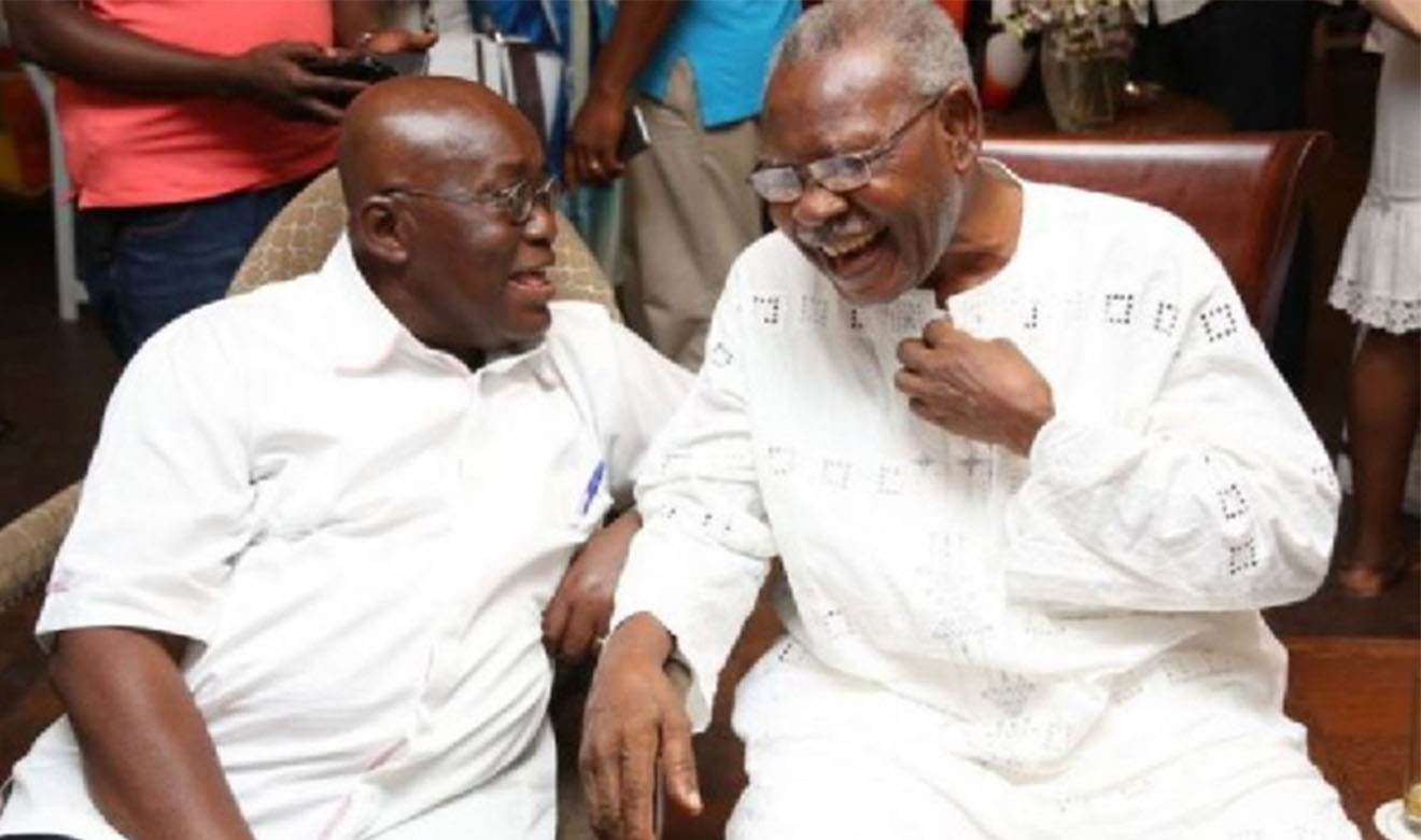 JH Mensah's Demise: I've lost trusted Counsellor – Akufo-Addo