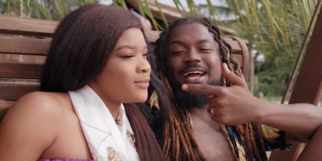 Watch Samini's Music Video For His Song 'Obaa